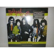 New York Dolls Lip Stick Killers Lp Imp.orig. Lacrado 1981