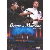 Dvd Bruno E Marrone - Ao Vivo (937600)