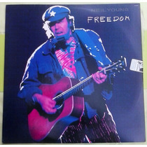 Lp Neil Young Freedom Com Encarte