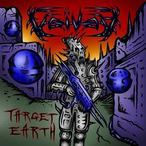 Cd Voivod -target Earth