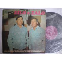 Lp - Zilo E Zalo / Tropicana / 1971