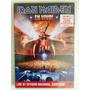 Dvd Duplo - Iron Maiden En Vivo! (2012) 1ª Prensagem Lacrado
