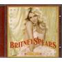 Cd Britney Spears Circus Lacrado Importado 13tracks