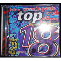 Cd Top 18 Vol. 02 - Paradoxx Music