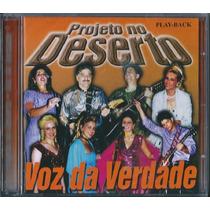 Playback Voz Da Verdade - Projeto No Deserto [original]