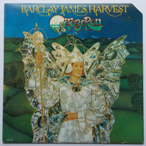 Lp Barclay, James E Haverst - Octoberon - Encarte - Importad