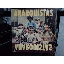 Lp Minissérie Anarquistas Graças À Deus 1984 Globo