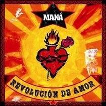 Cd - Maná - Revolución De Amor - Lacrado