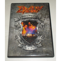 Edguy - Fucking With Fire - Live In São Paulo Dvd + 2 Cd