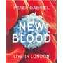 Bluray Peter Gabriel - New Blood Live