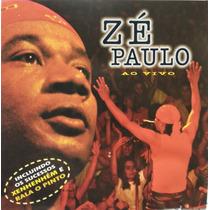 Zé Paulo- Ao Vivo