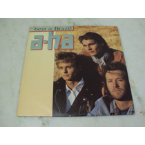 Lp A-ha - Best In Brazil (p) 1991 C/ Encarte
