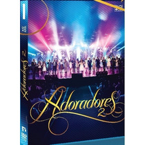 Dvd + Cd Adoradores 2 | Gravadora Novo Tempo