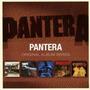 Cd Pantera Original Album Series Lacrado 5 Cds