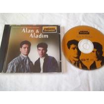 Cd - Alan & Aladim - Raizes - Sertanejo
