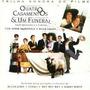 Cd- Quatro Casamentos & Um Funeral- Trilha Do Filme- Lacrado