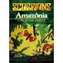 Dvd Scorpions - Amazônia - Live In The Jungle