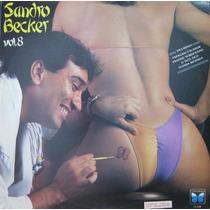 Sandro Becker Lp 1988 Vol 8 O Tico Tico