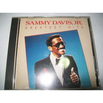 Cd Sammy Davis Jr - Greatest Hits* Fotos Reais Do Produto