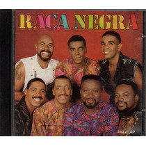 Cd Raça Negra - 1994 - Seu Amor Já Terminou