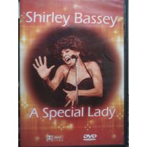 Dvd - Shirley Bassey - A Special Lady