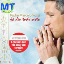 Oferta Padre Marcelo Rossi Cd Já Deu Tudo Certo Frete Grátis