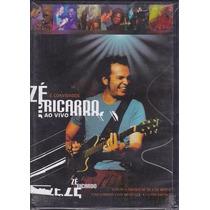 Zé Ricardo E Convidados Ao Vivo Dvd Lacrado Original