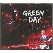 Green Day - Live To Air - (digipack) - (nac)