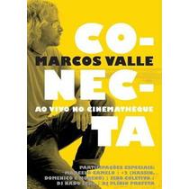Dvd Marcos Valle Conecta Ao Vivo No Cinemathéque Frete Zero