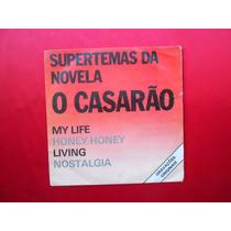 Lp Compacto Supertemas Da Novela O Casarão P/1976