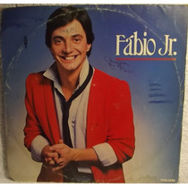 Lp Mpb: Fábio Jr. ( Júnior ) - 1982 - Frete Grátis