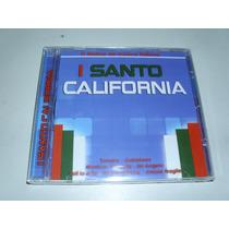 Cd Santo California O Melhor Da Musica Italiana