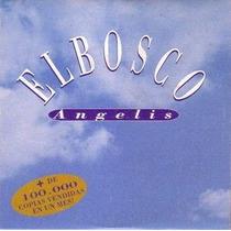Cd-single-el Bosco-angelis-6 Versões-em Otimo Estado