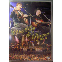 Dvd Chico Rey E Paraná Ao Vivo Volume 1