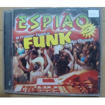Equipe Espião, A Maior Festa Funk Do Brasil - Raro