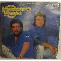Lp / Vinil Sertanejo: Matogrosso & Mathias - Vol.10 - 1986