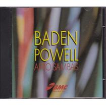 Baden Powell - Cd Afro Sambas - Edição Banco Bmc