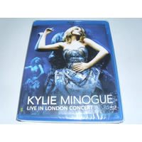Blu-ray Kylie Minogue Live In London