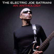 The Electric Joe Satriani Doble Cd-an Anthology-importado