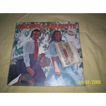 Lp Nelson E Janette - Encontro Feliz - Chantecler 1983