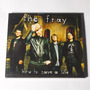 The Fray - How To Save A Life Deluxe Cd+dvd Imp. Rarissimo!!