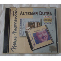 Cd Altemar Dutra - Meus Momentos Volumes 1 E 2