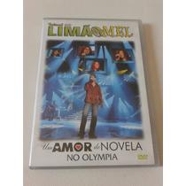 Dvd Limão Com Mel No Olimpia Original + Frete Grátis