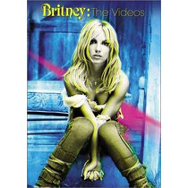 Britney Spears - Britney - The Videos - Dvd Novo Original La