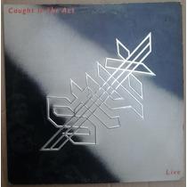 Lp Duplo Styx Caught In The Act 1984 Exx