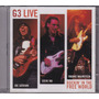 G3 Live - Cd Rockin In The Free World - 2 Cds - Seminovo