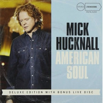 Mick Huknall American Soul 2 Cds Importado Novo Lacrado