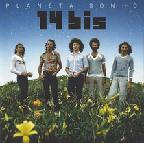 Cd 14 Bis Planeta Sonho Original Novo