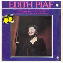 Lp Edith Piaf - Premieres Chansons - 1989 - Young