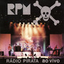 Cd Rpm - Radio Pirata Ao Vivo (911465)